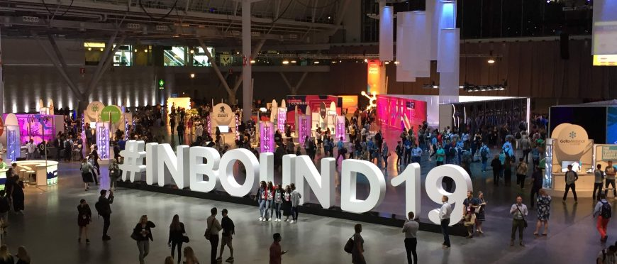 INBOUND19 Recap – New HubSpot Product Updates