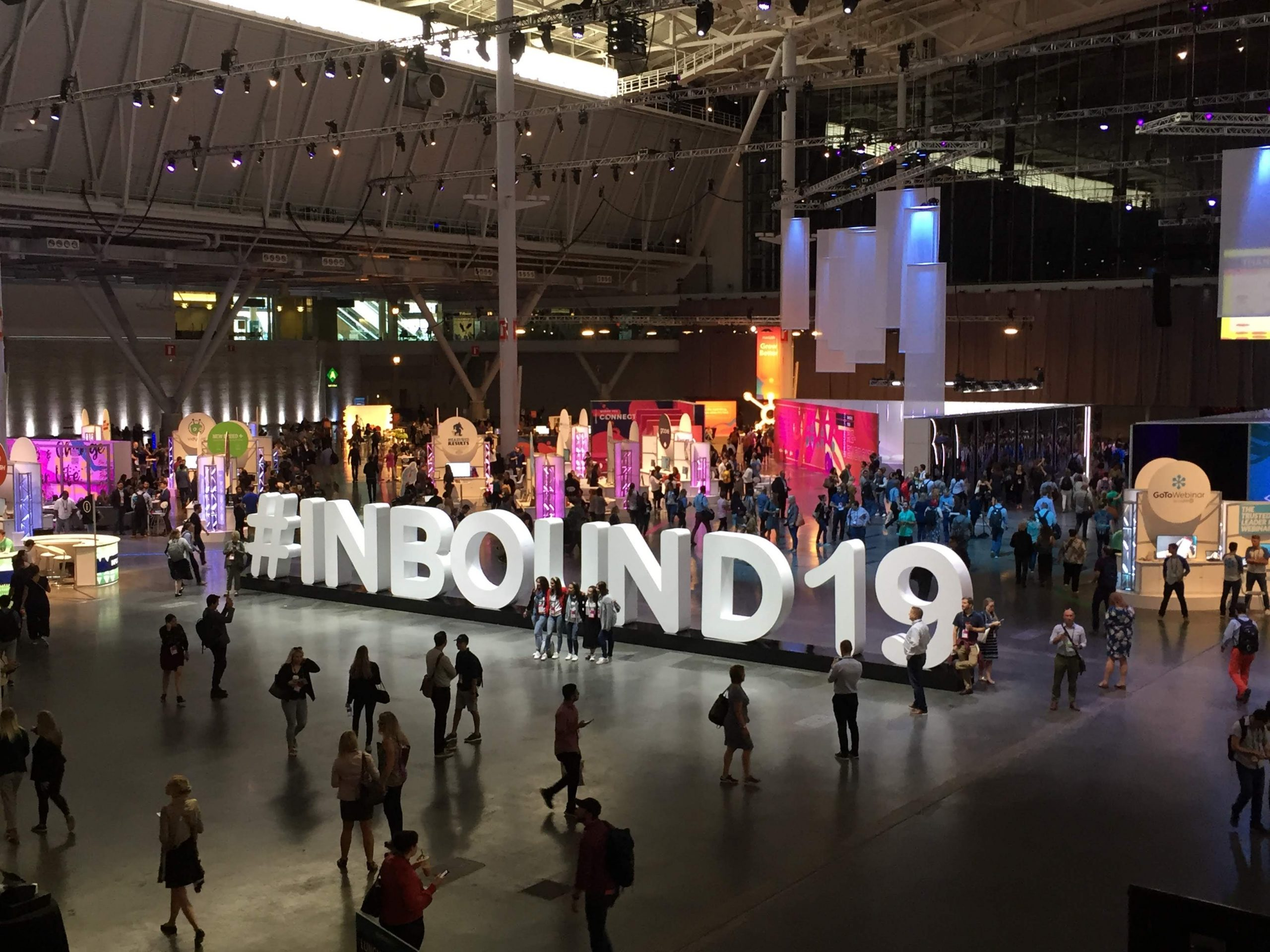 Inbound19 Product Update Recap Blog